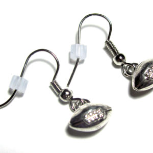Football Charm earrings_2124